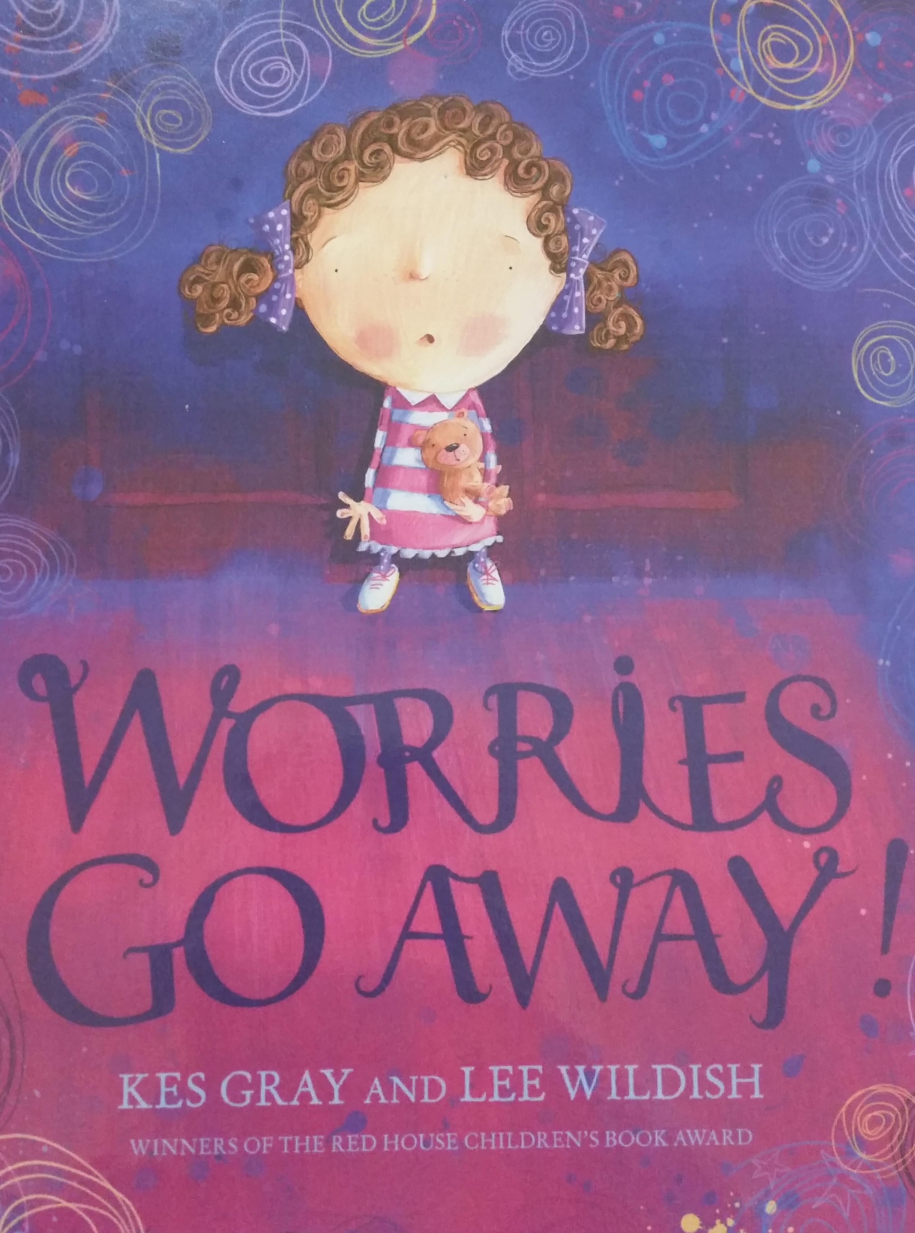 Gelezen worries go away boekielezen for Piekeren engels