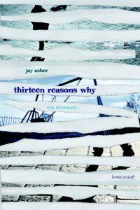 boek 13 reasons why