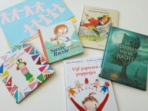 prentenboeken over knippen