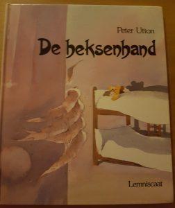 kinderboekenweek prentenboek heksenhand