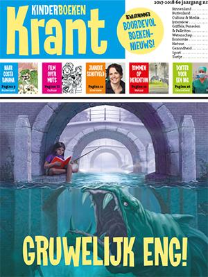 kinderboekenweek krant